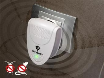 1, 2 ou 4 Repelentes Elétricos de Insetos e Roedores com Luz Led desde 8.50€ cada. PORTES INCLUÍDOS.