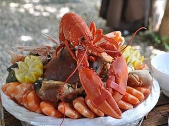 Lagosta, Sapateira e Camarão para 2 Pessoas em Lisboa no Restaurante Garphus por 44.90€. Para um final de dia cheio de qualidade!