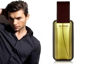 Eau de Toilette ANTONIO PUIG QUORUM para Homem de 100ml por 20.95€. Uma fragrância sofisticada e elegante. PORTES INCLUÍDOS.