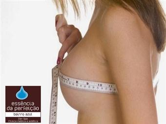 Aumento do volume dos seios sem cirurgia com o método SCULPTOR no Essência da Perfeição em Lisboa desde 29€. Mostre o decote com orgulho!