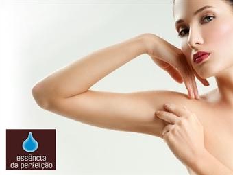 Essência da Perfeição Day Spa Bairro Azul: Tratamento Flacidez e Gordura dos braços com Oferta de 1 Tratamento à escolha por 29€ em Lisboa.