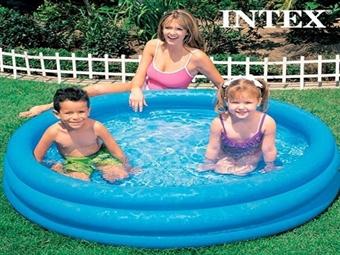 Piscina Insuflável para Crianças por 15€. PORTES INCLUIDOS.