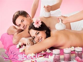 Stetic4u Benfica - Massagem à escolha para 1 pessoa ou Casal em Lisboa desde 15€. Relaxe da Forma que Mais Gosta!