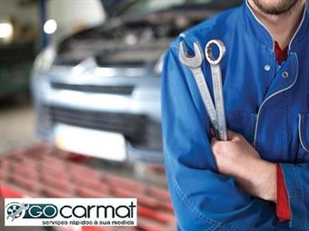 GOCARMAT OFICINAS: Substituição do Kit da Correia de Distribuição e Bomba de Água. Vários modelos até 2000 cc desde 309€.