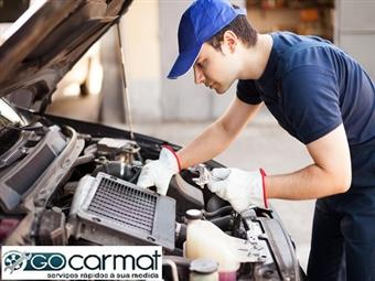GOCARMAT Revisão Oficial VIP: Check Up, Reposição de Níveis, Substituição do Óleo do Motor, Filtro de Óleo, Filtro de Ar e muito mais por 139€.