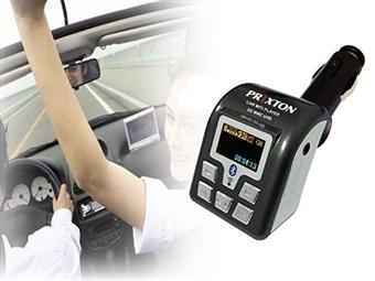 Adaptador Mãos-Livres para o Carro com Bluetooth e MP3 por 16€. Ligue ao Smartphone e fale com mais segurança. PORTES INCLUÍDOS.