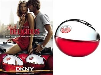 Eau de Parfum DKNY RED DELICIOUS para Senhora de 100ml por 62.95€. Uma nova tentação feminina. ENVIO IMEDIATO e PORTES INCLUÍDOS.