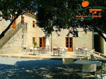 Hotel Rural de Charme Maria da Fonte: Faça uma escapada ou as suas Férias em família na Póvoa de Lanhoso desde 38.50€. Aprecie as paisagens do Minho.