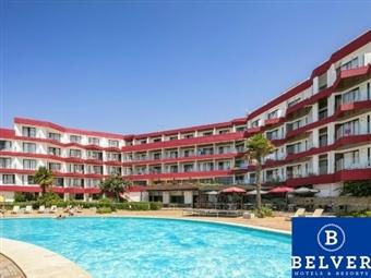 Belver Hotel da Aldeia: 3, 5 ou 7 Noites com Meia-Pensão ou Pensão Completa nas Areias de São João em Albufeira desde 149€. VERÃO com DIVERSÃO.
