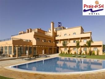 HOTEL PRAIA SOL: 5 Noites com Meia-Pensão em Quarteira desde 230€. Verão no Algarve com diversão garantida.