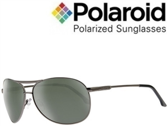 Óculos de Sol POLAROID S4300GMD com estojo da marca e proteção contra raios ultravioleta por 26€. ENVIO IMEDIATO e PORTES INCLUÍDOS.