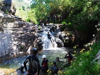 Canyonnig com Almoço para 1 pessoa no Parque Nacional da Peneda-Gerês por 28.50€. Divirta-se na Natureza!