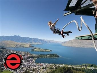 Bungee-Jumping para 1 pessoa em Almada por 49€. Uma Explosão de Adernalina a 50 metros de altura!