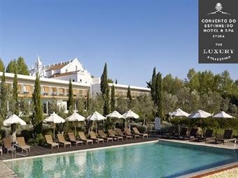 Convento do Espinheiro Luxury Collection Hotel & Spa 5*: Estadia de Luxo com Jantar e Prova de Vinhos por 138.50€. Verdadeiro momento de luxuria.