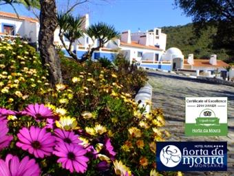 HOTEL RURAL HORTA DA MOURA 4*: Estadia com Passeio de barco e Almoço desde 65€. Momentos a bordo no Grande Lago do Alqueva.