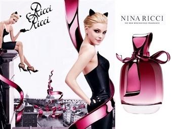 Eau de Parfum NINA RICCI RICCI para Senhora de 50ml por 47.95€. Um perfume floral cheio de fantasias. ENVIO: 48H. PORTES INCLUÍDOS.