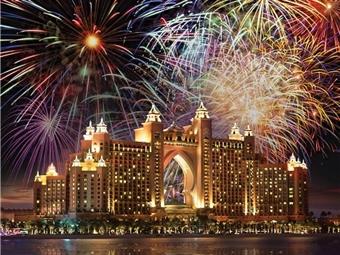 RÉVEILLON no DUBAI: 5 Noites com Voo Direto de Lisboa, Hotel 4* ou 5*, Jantar Especial, Transferes e Seguro desde 1580€. Fim de Ano de Luxo!