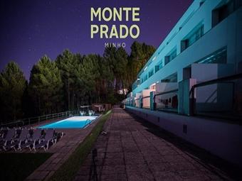Monte Prado Hotel 4*: Estadia com Opção de Meia-Pensão e Acesso a SPA desde 20€. Aproveite porque o Gerês é perfeito o ano inteiro.