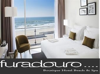 Furadouro Boutique Hotel 4*: Romance na Praia em Ovar com tratamento VIP em SPA e Jantar por 105€. Surpreenda quem ama com momentos únicos.