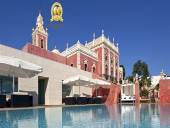 ESPECIAL POUSADAS: Palácio de Estoi ou Sagres de 5 a 6 Noites com Pequeno-Almoço e Acesso a Piscina desde 347.50€.