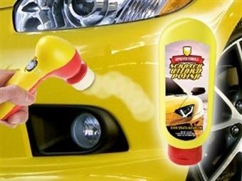 Reparador de Riscos Scratch Wizard Polish por 16.50€. Fórmula melhorada para eliminar os riscos do seu carro de forma simples e rápida! PORTES INCLUÍDOS.