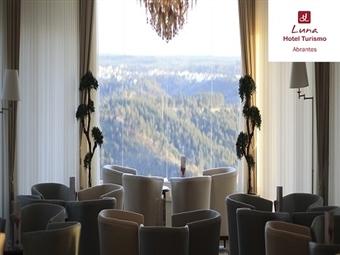 LUNA HOTEL TURISMO: 1 a 5 noites num Boutique Hotel em Abrantes com Jantar desde 53€. Visite este local e delicie-se com as vistas.