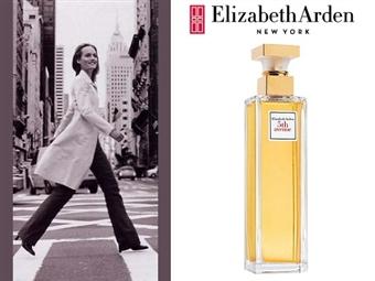 Eau de Parfum ELIZABETH ARDEN 5TH AVENUE para Senhora de 75ml ou 125ml desde 22.95€. Para mulheres sofisticadas. PORTES INCLUÍDOS.