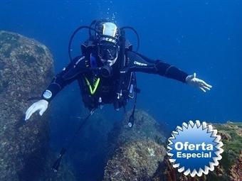Workshop e Baptismo de Mergulho de Mar na Serra da Arrábida em Setúbal para 1 ou 2 Pessoas desde 69.90€. O Mar ao alcance de um Mergulho.