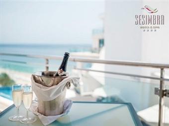 Celebre o Amor no Sesimbra Hotel & Spa 4*: Estadia com tratamento Vip, Jantar e Spa desde 73€. Comemore uma data especial junto ao mar.