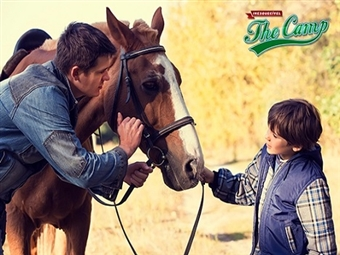 DIA DE SONHO com Baptismo a Cavalo, Acesso à Piscina e Almoço desde 13€ em Pegões. Para uma Diversão Garantida!