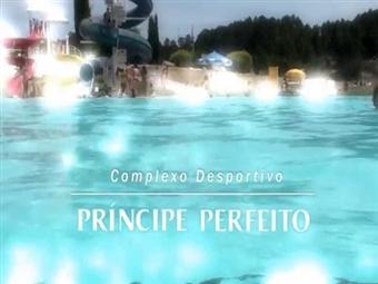 Hotel Senhora do Castelo & Parque Príncipe Perfeito: 1 ou 2 Noites com Meia Pensão e entrada no Parque Aquático desde 27.50€. Divirta-se em Viseu.