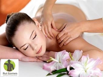 MASSOTERAPIA: À escolha entre Massagem Terapêutica, Relaxamento ou Desportiva em Almada desde 13€. Qual prefere?