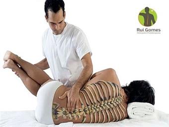 Massagem Quiroprática com consulta de avaliação em Almada por 20€. Livre-se das dores que tanto o atormentam!