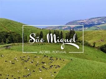 RÉVEILLON em S. Miguel: 3 Noites com Voos de Lisboa e Muita Animação desde 418€. Descubra ou reveja o paraíso plantado no meio do Atlântico.