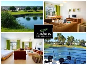 Arrábida Resort & Golf Academy 4*: Até 5 Noites em Estúdio envolvido pela Natureza desde 29€. A Escolha Perfeita para Relaxar com tudo que precisa.