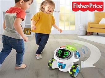 Robô MOVI: Diverte-te e aprende com 3 maneiras de jogar, 360º de mobilidade, mais de 60 expressões e muito mais por 57.50€. PORTES INCLUÍDOS.