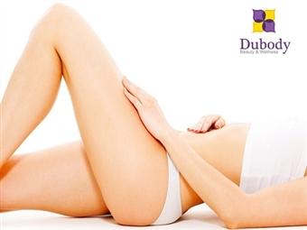 Clínicas Dubody: Fotodepilação Feminina SHR Laser e Luz Pulsada em 3 ou 4 zonas desde 14.90€. Veja-se livre dos pêlos!