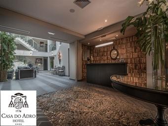 Casa do Adro Hotel 4*: Estadia em Ferreira do Zêzere desde 43€. Renove energias e o seu estado de espírito.