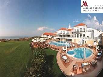 Praia D'El Rey Marriott Golf & Beach Resort 5*: Estadia VIP com SPA em frente ao Mar, junto à Mágica Vila de Óbidos desde 50€. CRIANÇA GRÁTIS!