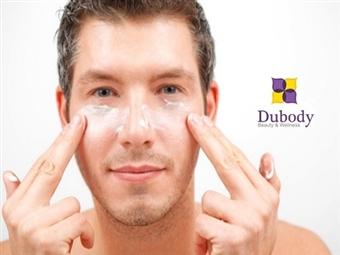 Limpeza de pele profunda MASCULINA por 24.90€ em uma das 4 Clínicas Dubody à sua escolha. Sinta-se bem consigo mesmo!