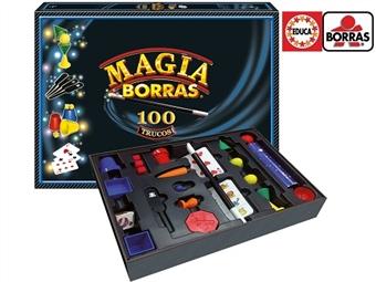 Magia Borras Clássico de 100 Truques por 13.99€. Os truques com os quais começaram os melhores mágicos do mundo. ENVIO: 48H. PORTES INCLUÍDOS.