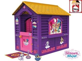 A Minha Casita da Shimmer&Shiner por 99.90€. Brinca na casita dos teus amigos Leah, Nahal, Zac e Tala as suas fantásticas aventuras! PORTES INCLUÍDOS.