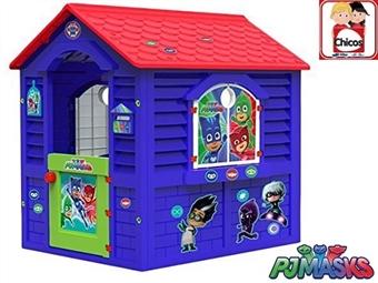 A Minha Casita da PJ Masks por 99.90€. Brinca na casita dos teus amigos Gatuno, Buhíta e Gecko as suas fantásticas aventuras! PORTES INCLUÍDOS.