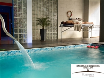Hotel do Caramulo 4*: 2 Noites com Pequeno-Almoço, Jantar e Massagem desde 67€. Uma Pausa Perfeita, cheia de Tranquilidade e Paz.