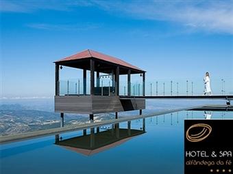 Hotel & Spa Alfândega da Fé 4*: 2 Noites com pequeno-almoço e acesso a SPA. Uma experiência simplesmente inesquecível por 66€. Perfeito para uma pausa.