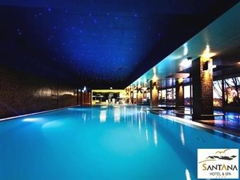 Santana Hotel & Spa 4*: 1 a 3 Noites com Pequeno-almoço, Jantar e SPA com Massagem desde 81,50€. Conheça a Vila do Conde e Relaxe!