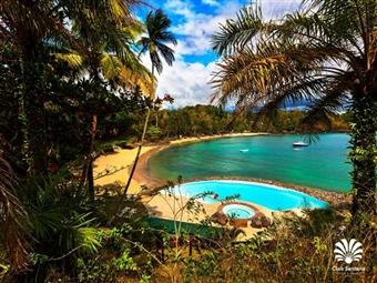 Passagem de Ano em São Tomé: 7 noites no Club Santana 4* com Meia-Pensão, Voos diretos e Festa de Réveillon desde 1790€. Novo ano num cenário de sonho.
