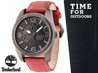 Relógio de Pulso TIMBERLAND Bolton por 75€. O presente ideal para o Homem que gosta da Natureza. ENTREGA: 48H. PORTES INCLUÍDOS.