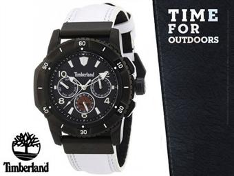 Relógio de Pulso TIMBERLAND Claremont por 79€. O presente ideal para o Homem que gosta da Natureza. ENTREGA: 48H. PORTES INCLUÍDOS.