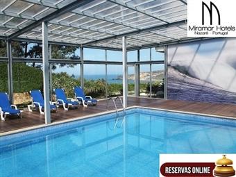 Hotel Miramar Sul 4*: Estadia com Pequeno-Almoço & Circuito de SPA por 36€. Fuja da rotina e perca o olhar sobre o Mar da Nazaré.